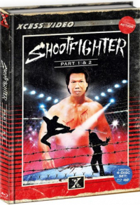 Shootfighter - Fight to the Death Double Feature (Mediabook)