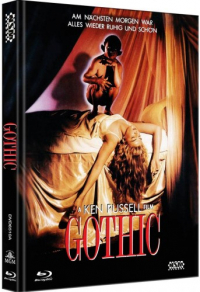 Gothic Cover A