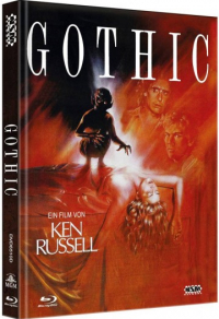 Gothic Cover D