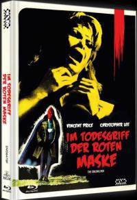 Im Todesgriff der roten Maske Cover F