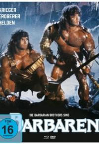 Die Barbaren Cover B
