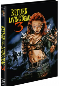 Return of the Living Dead 3 Cover A