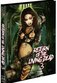 Return of the Living Dead 3 Cover B