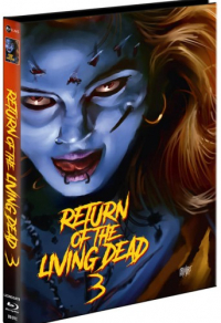 Return of the Living Dead 3 Cover C
