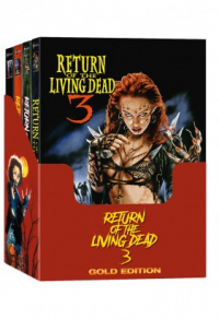 Return of the Living Dead 3 Limited Collectors Edition