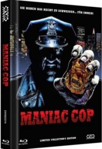Maniac Cop Cover A