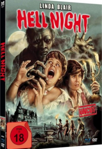 Hell Night Limited Mediabook
