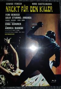 Nackt für den Killer (Der geheimnisvolle Killer) Cover
