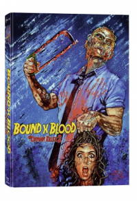 Bound X Blood: The Orphan Killer 2 Cover B