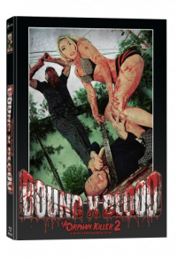 Bound X Blood: The Orphan Killer 2 Cover C