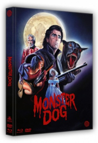 Monster Dog  Cover A