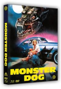 Monster Dog  Cover B