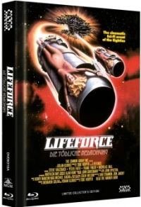 Lifeforce - Die tödliche Bedrohung Cover A