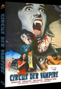 Circus der Vampire Cover A
