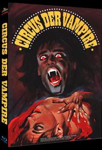 Circus der Vampire Cover B