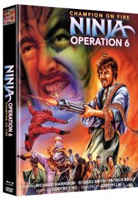 Ninja - Champion on Fire Cover B
