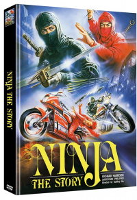 Ninja the Protector Cover A