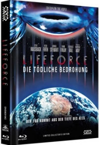 Lifeforce - Die tödliche Bedrohung Cover C