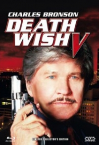 Death Wish 5 - The Face of Death Cover A