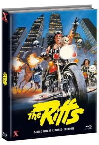 The Riffs - Die Gewalt sind wir Cover A
