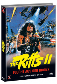 The Riffs II - Flucht aus der Bronx Cover C