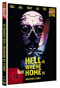 Hell Is Where the Home Is Limited Mediabook