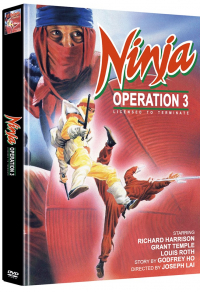 Ninja Operation 3 - Licensed to terminate Cover A