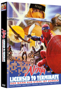 Ninja Operation 3 - Licensed to terminate Cover B