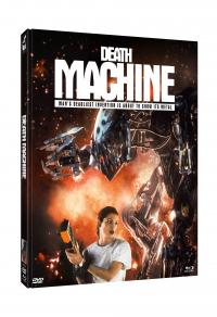Death Machine Cover C