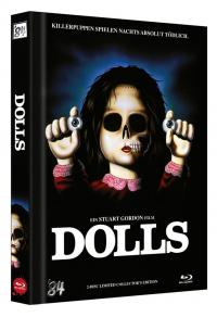 Dolls - Killerpuppen spielen nachts absolut tödlich Cover A