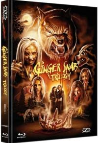 Ginger Snaps - Das Biest in Dir Triology (Mediabook)