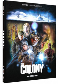 The Colony Cover A