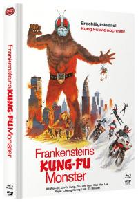 Frankensteins Kung-Fu Monster Cover A