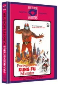 Frankensteins Kung-Fu Monster Cover C