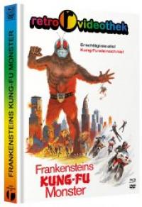 Frankensteins Kung-Fu Monster Cover D