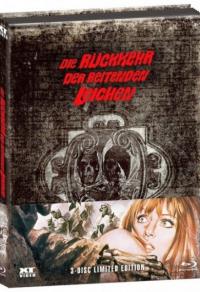 Die Rückkehr der reitenden Leichen Limited Mediabook