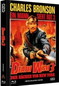 Death Wish 3 - Der Rächer von New York Cover C