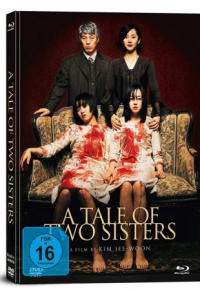A Tale of two Sisters Limited Mediabook