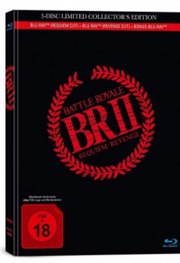 Battle Royale 2 - Requiem Limited Mediabook