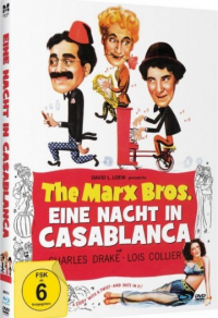 The Marx Brothers. - Eine Nacht in Casablanca Limited Mediabook