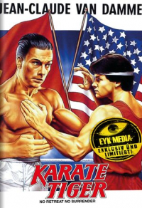 Karate Tiger Cover F