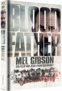 Blood Father Cover B