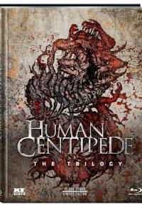 The Human Centipede - Der menschliche Tausendfüssler  Cover