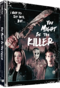 You Might Be the Killer Cover B