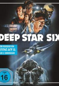 Deep Star Six Cover A