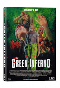 The Green Inferno Cover A