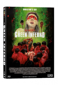 The Green Inferno Cover B