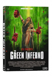 The Green Inferno Cover C