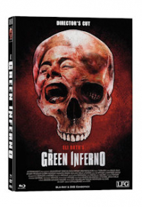 The Green Inferno Cover D