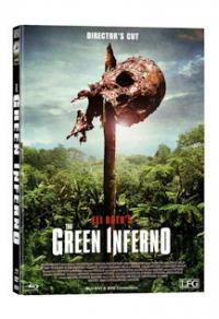 The Green Inferno Cover E